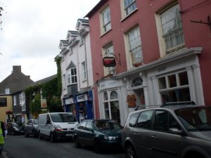Also in Kinsale, I loved this city.