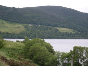 Loch Ness, no monster