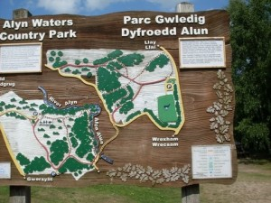Sign in Welsh Park